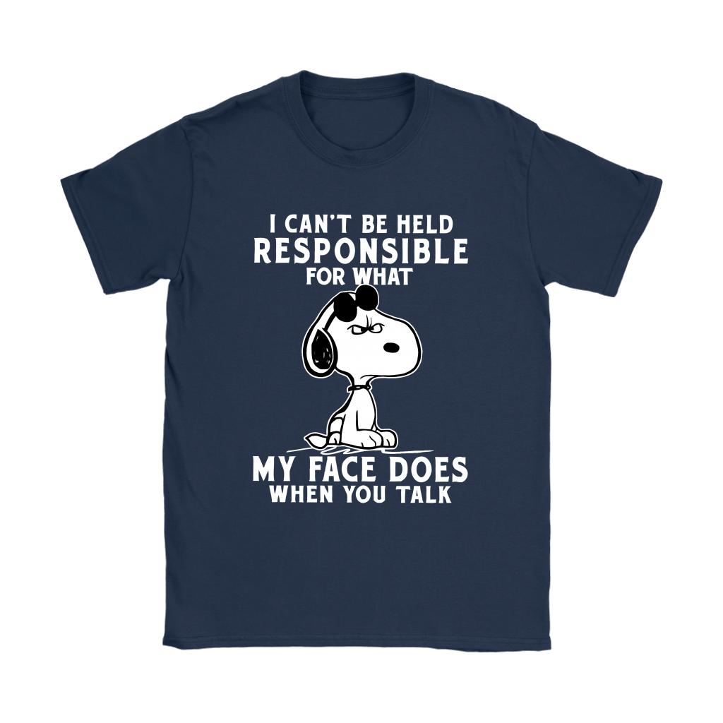 I Can't Be Help Responsible For What Grumpy Snoopy Shirts 10
