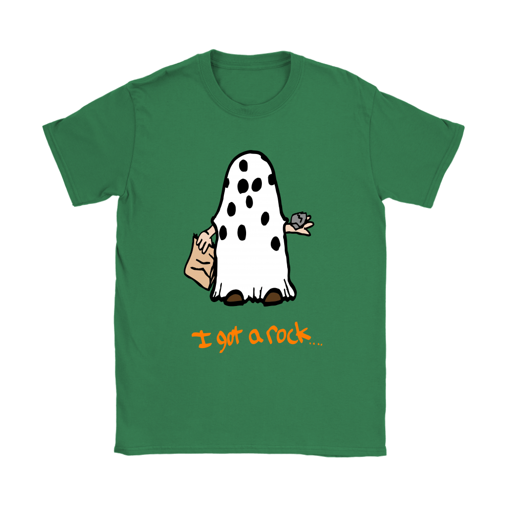 I Got A Rock The Great Pumpkin Happy Halloween Charlie Brown Shirts 12