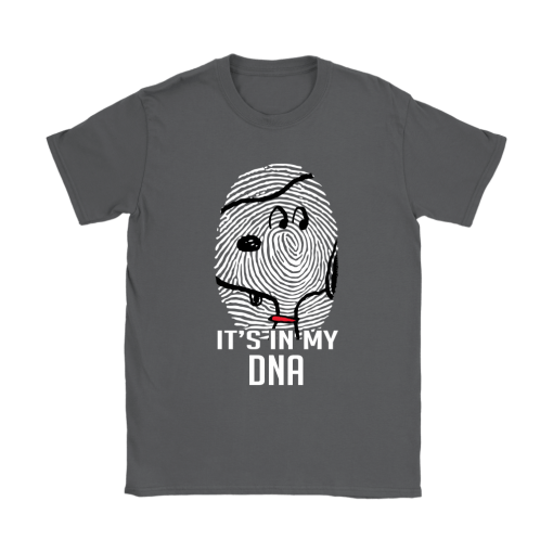 It's In My DNA Snoopy Shirts 8
