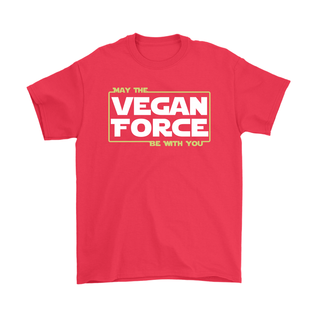 May The Vegan Force Be With You Star Wars Shirts 5