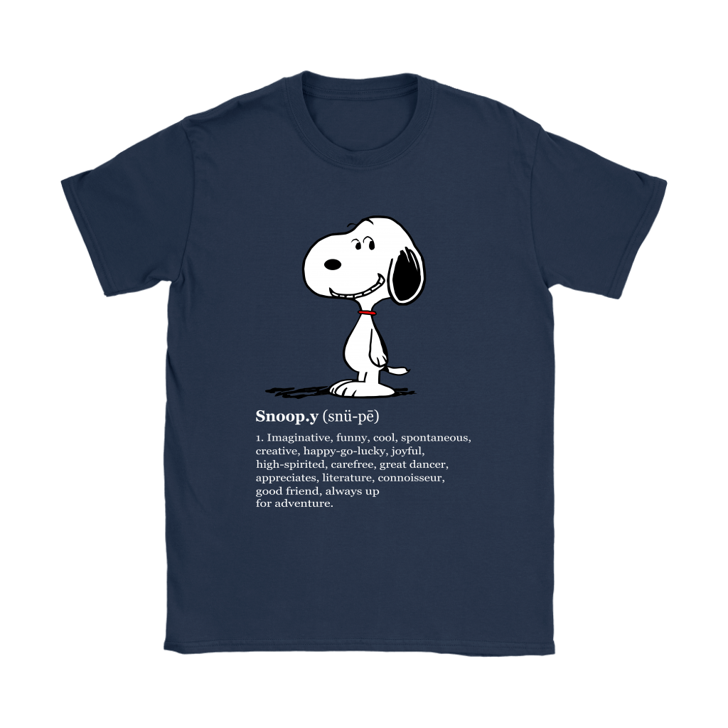 Meaning Funny Definition Snoopy Shirts 10