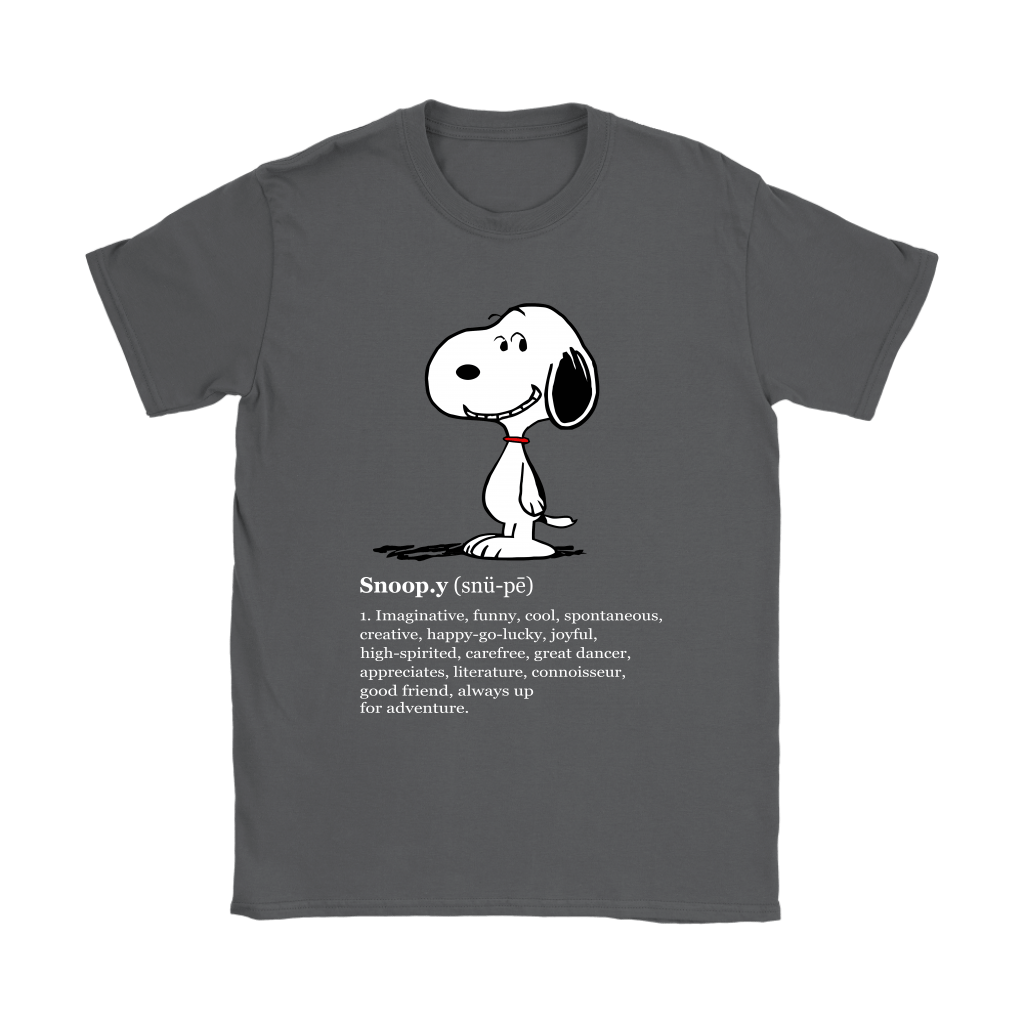 Meaning Funny Definition Snoopy Shirts 9