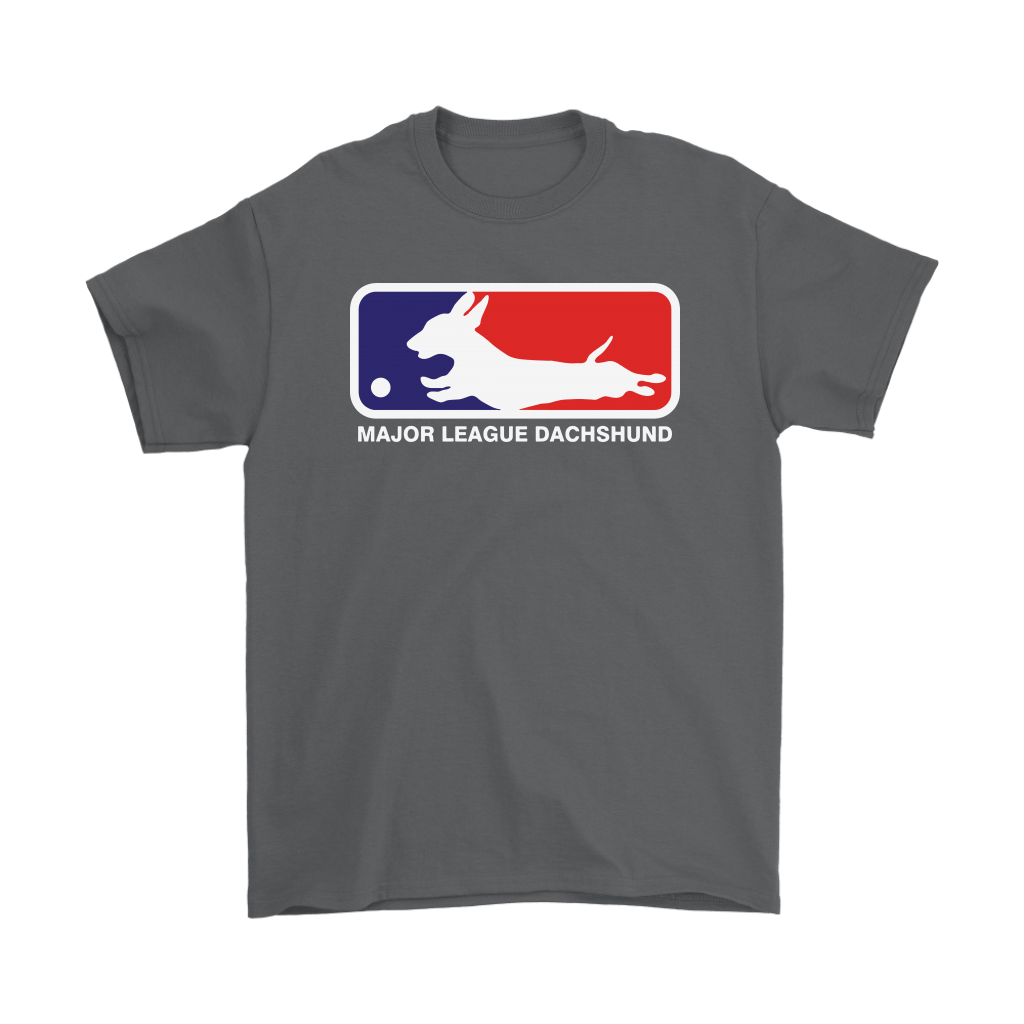 MLB - Major League Dachshund For Dog Lover Shirts 2