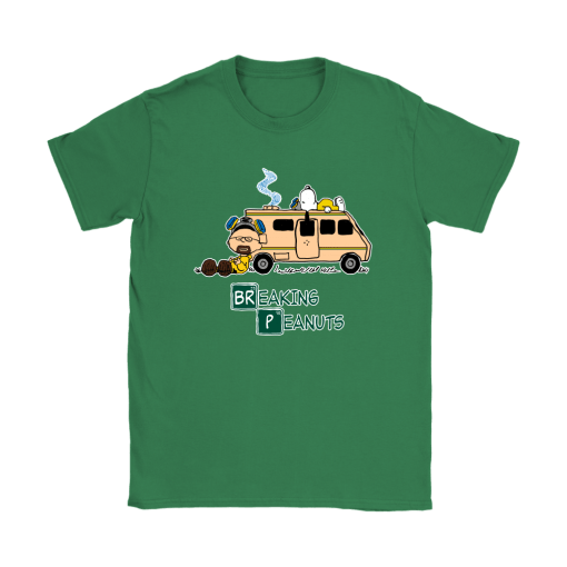 Peanuts Breaking Bad Mashup Snoopy Shirts 14