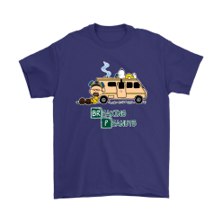 Peanuts Breaking Bad Mashup Snoopy Shirts 17