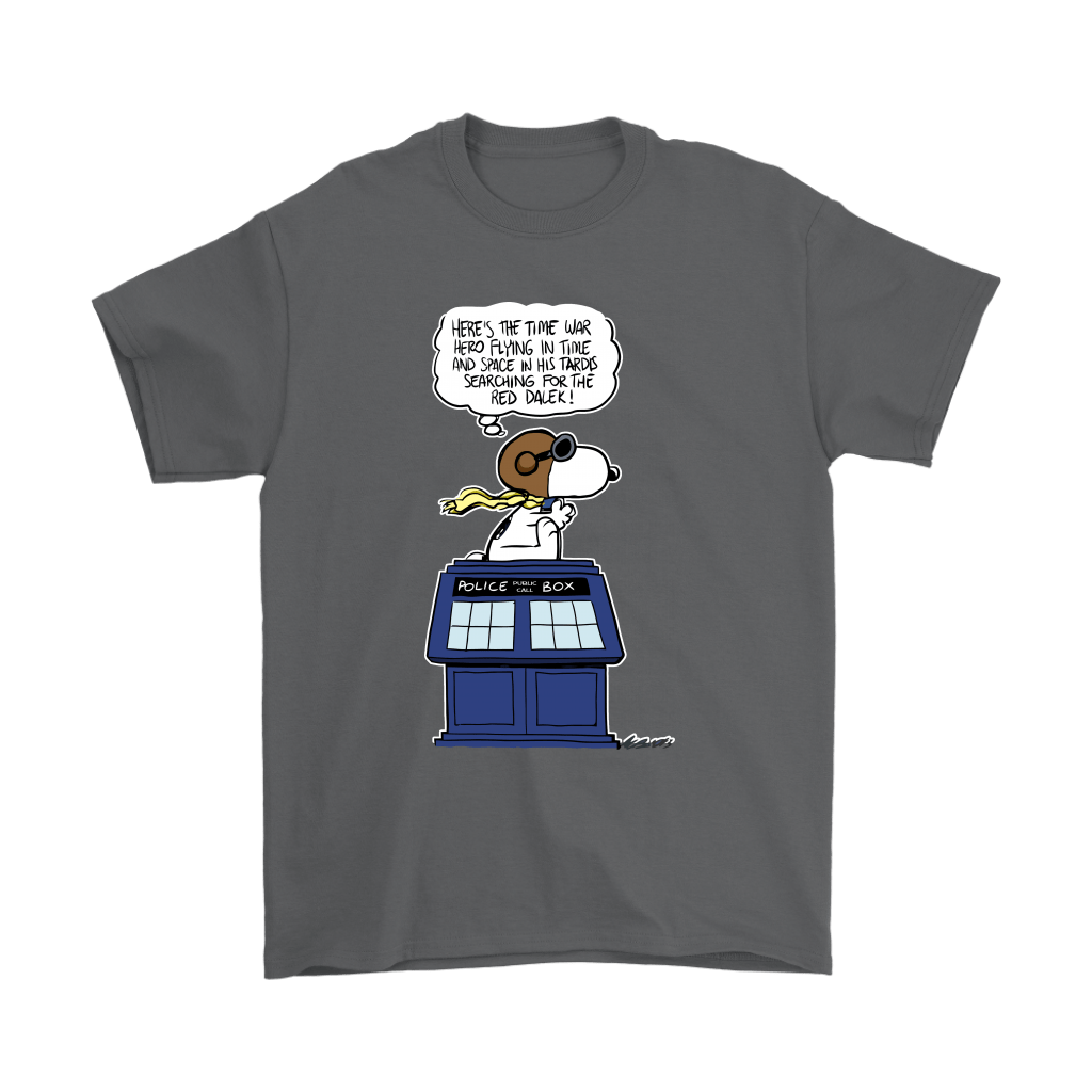 Searching Dalex Doctor Who Mashup Snoopy Shirts 2