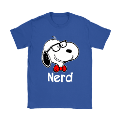 Snoopy Nerd Smart And Cool Snoopy Shirts 23