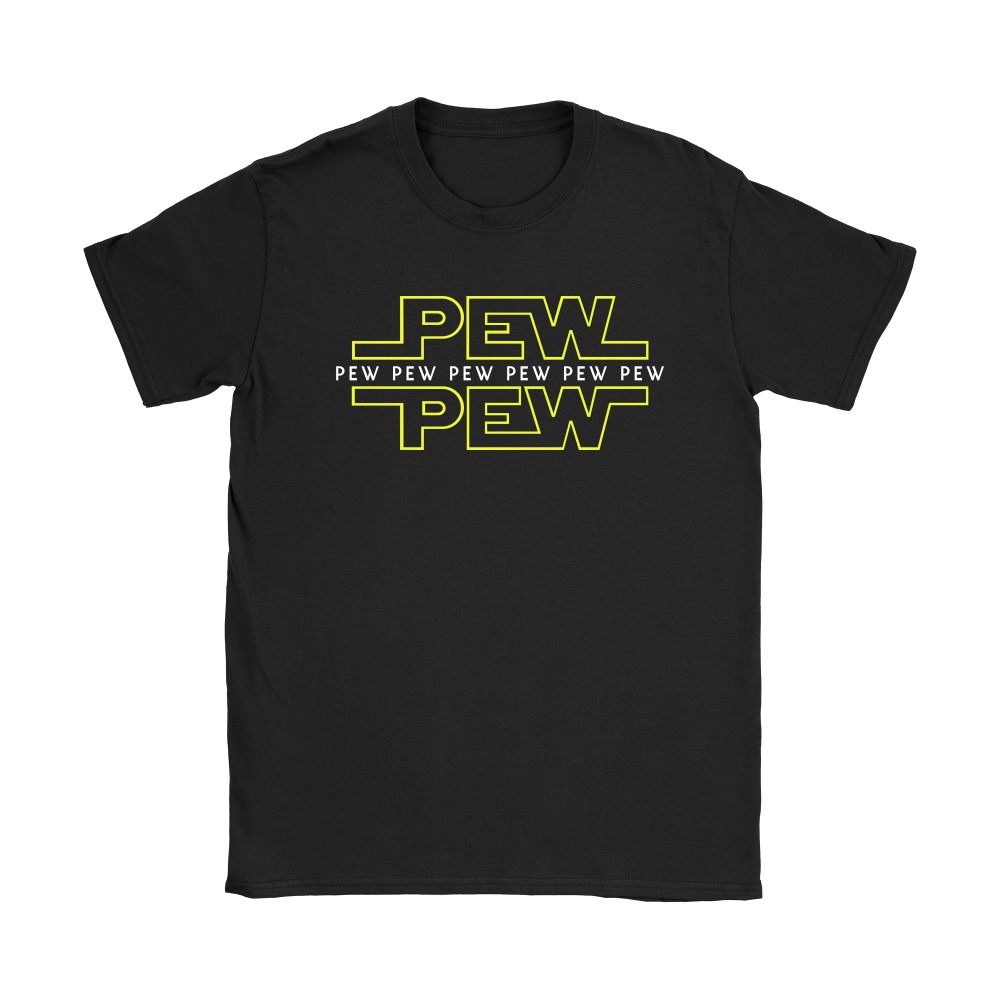 Stormtroopers Pew Pew Star Wars Shirts 7