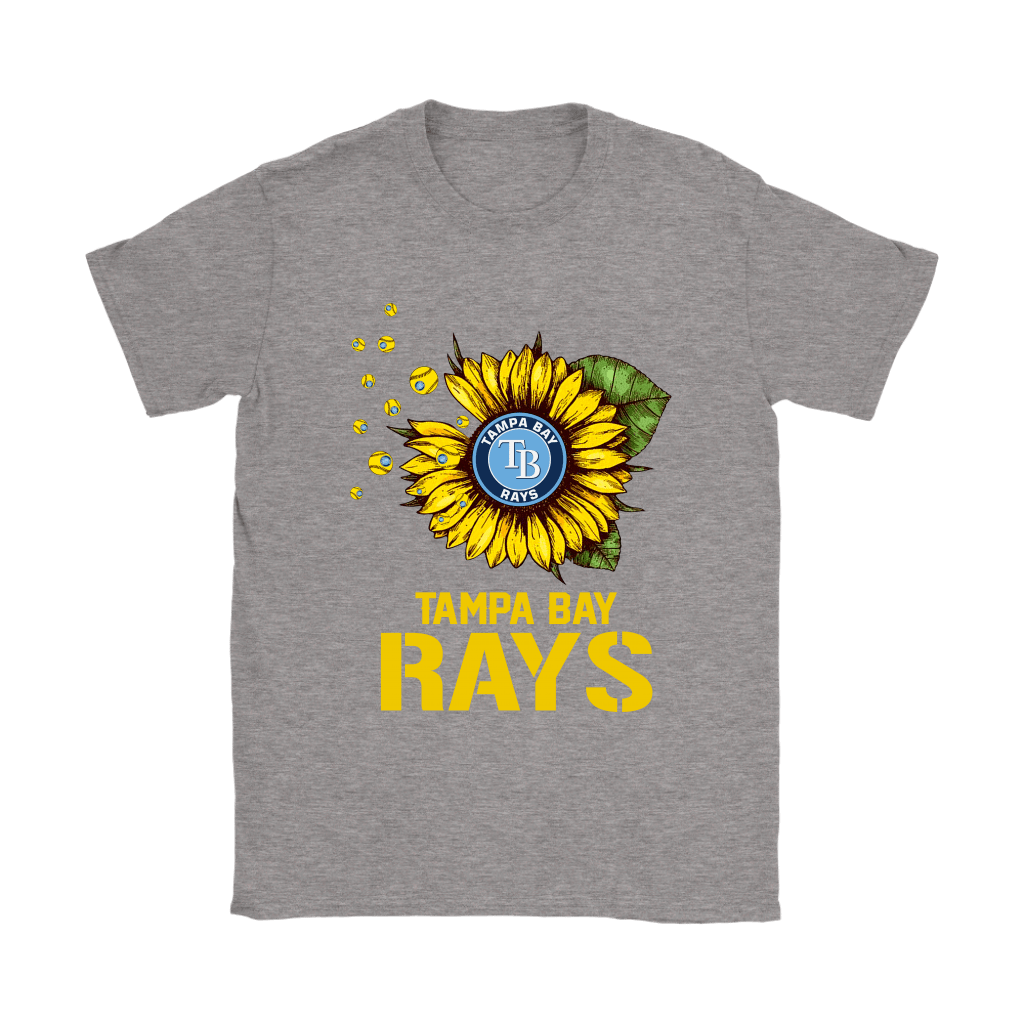 Tampa Bay Rays Sunflower MLB Baseball Shirts 13