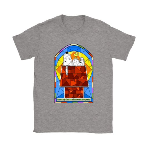 The Church Of Peanuts Woodstock And Snoopy Shirts 13