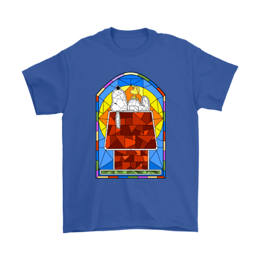 The Church Of Peanuts Woodstock And Snoopy Shirts 5