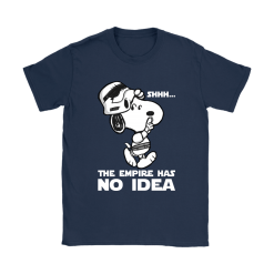 The Empire Has No Idea Funny Star Wars Snoopy Shirts 23