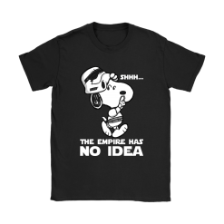 The Empire Has No Idea Funny Star Wars Snoopy Shirts 21