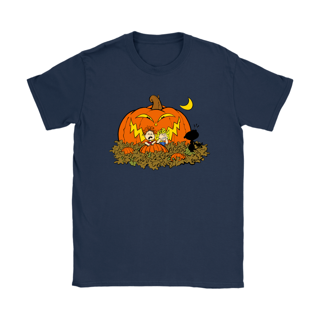 The Great Pumpkin Lives Halloween Snoopy Shirts 10
