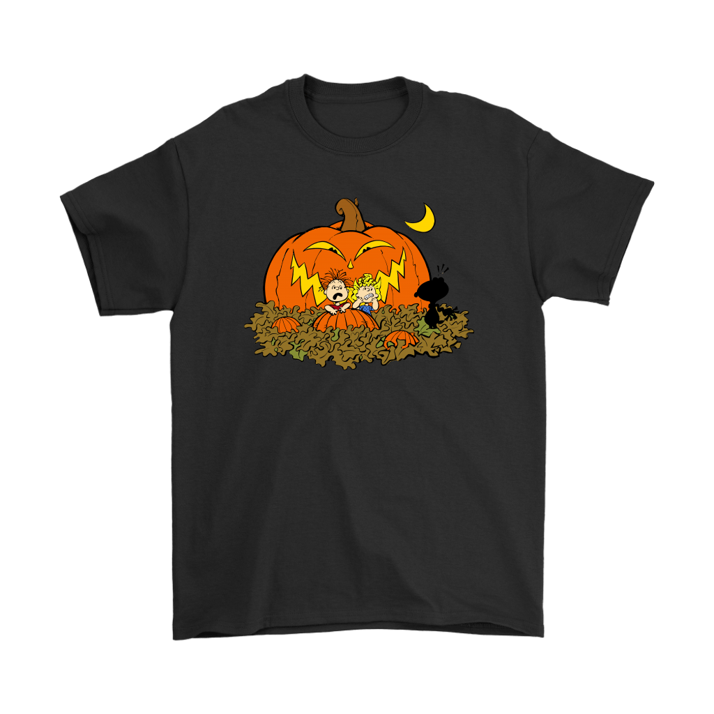 The Great Pumpkin Lives Halloween Snoopy Shirts 1
