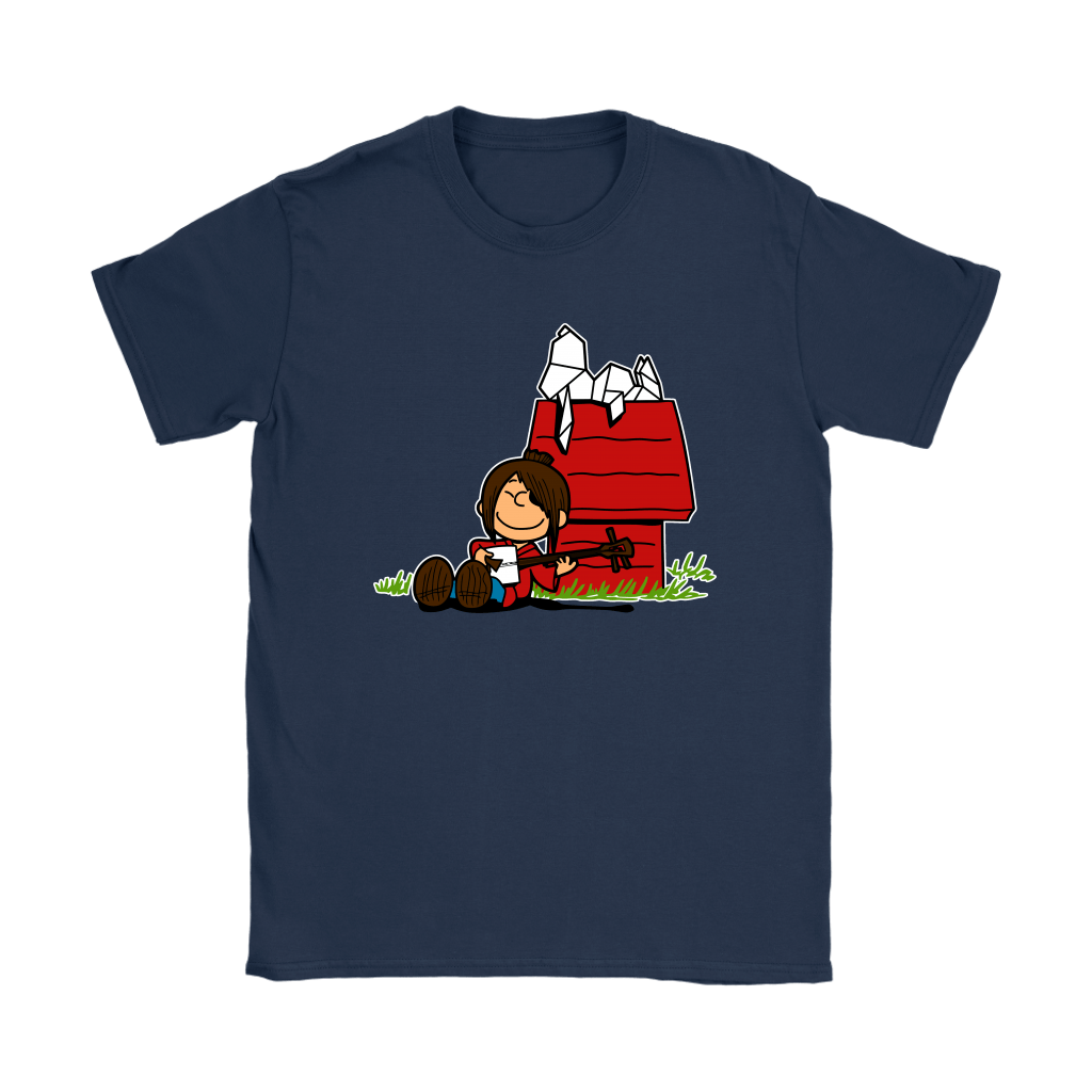 The Storyteller And His Origami Kubo Mashup Snoopy Shirts 10