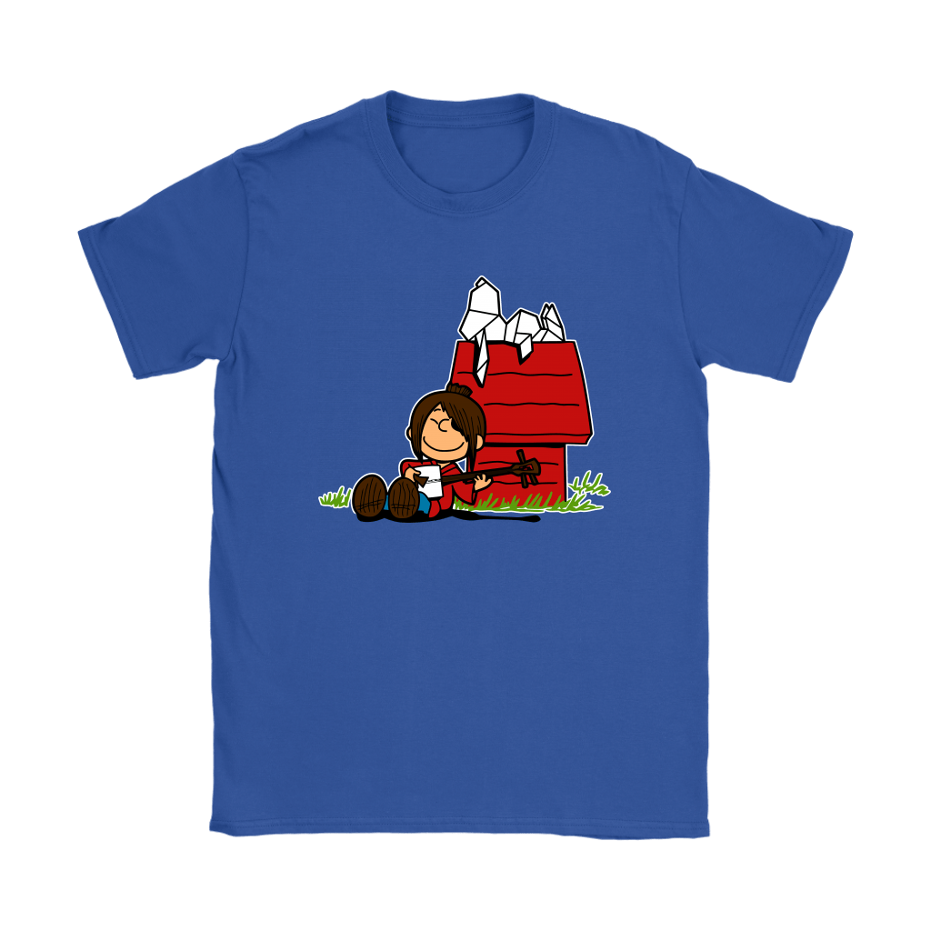 The Storyteller And His Origami Kubo Mashup Snoopy Shirts 25