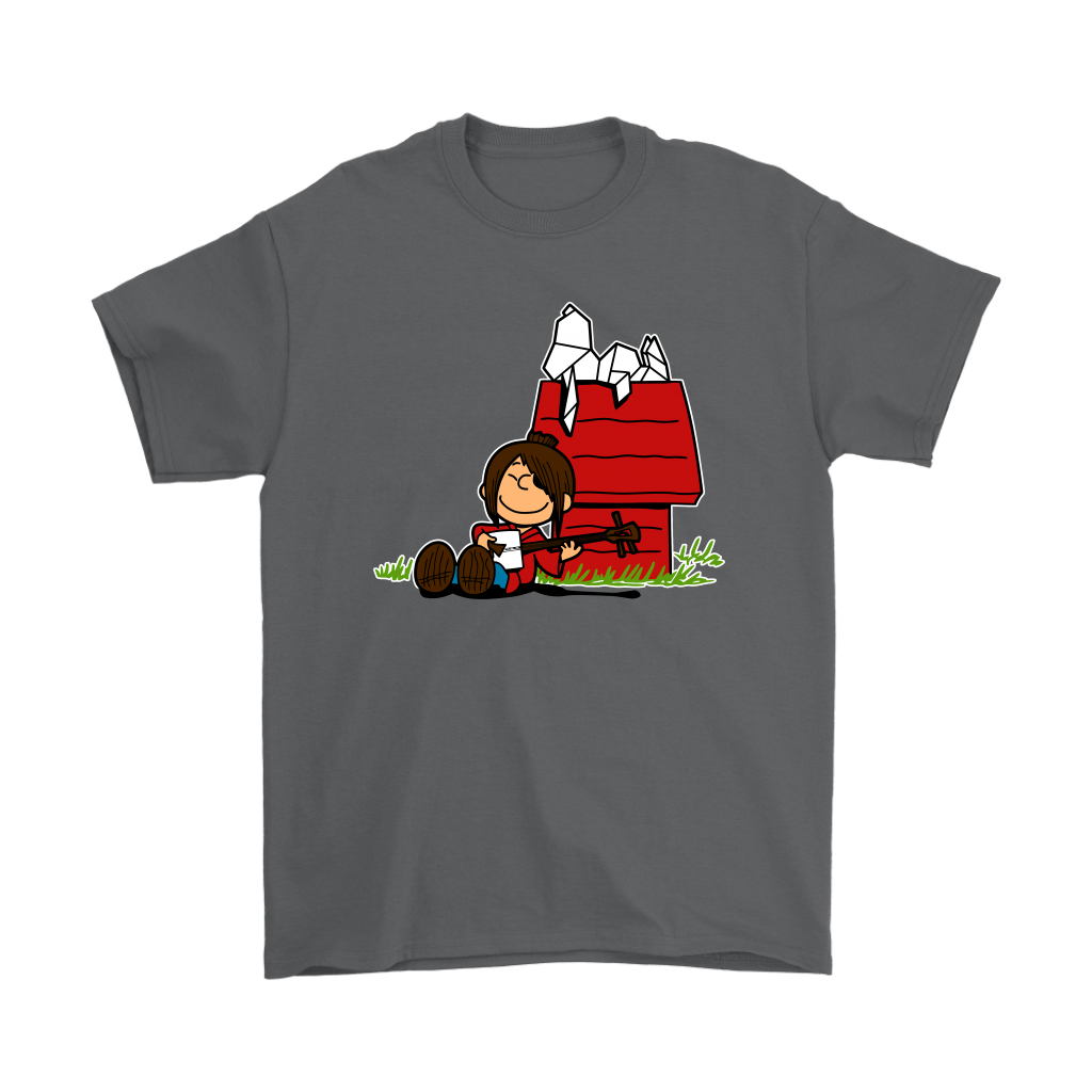 The Storyteller And His Origami Kubo Mashup Snoopy Shirts 2
