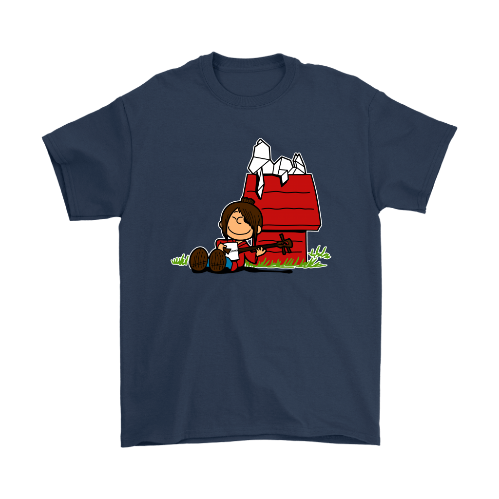 The Storyteller And His Origami Kubo Mashup Snoopy Shirts 3