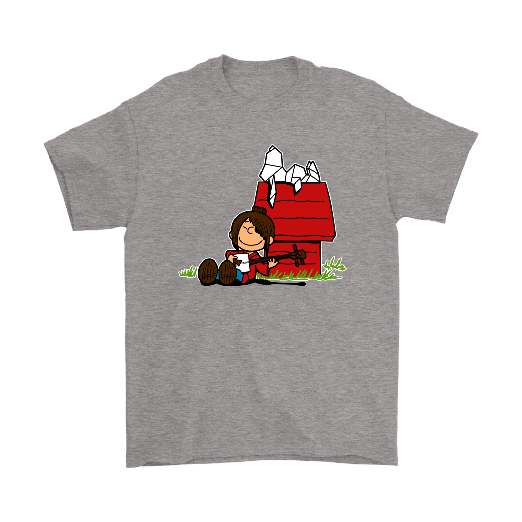The Storyteller And His Origami Kubo Mashup Snoopy Shirts 6