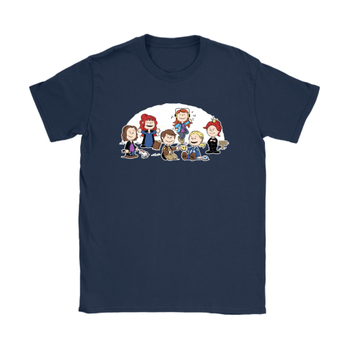 The Super Nutural Girls Snoopy Shirts 10