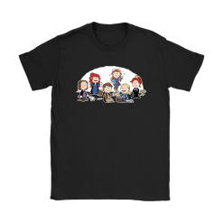 The Super Nutural Girls Snoopy Shirts 21