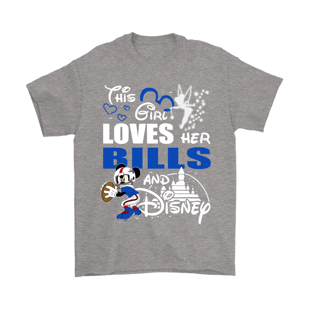 This Girl Loves Her Buffalo Bills And Mickey Disney Shirts 7