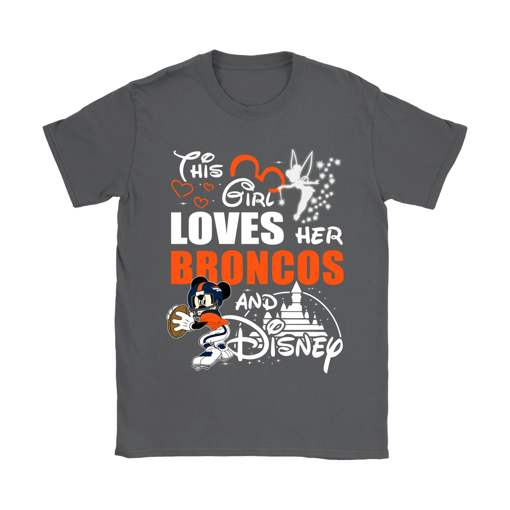 This Girl Loves Her Denver Broncos And Mickey Disney Shirts 8