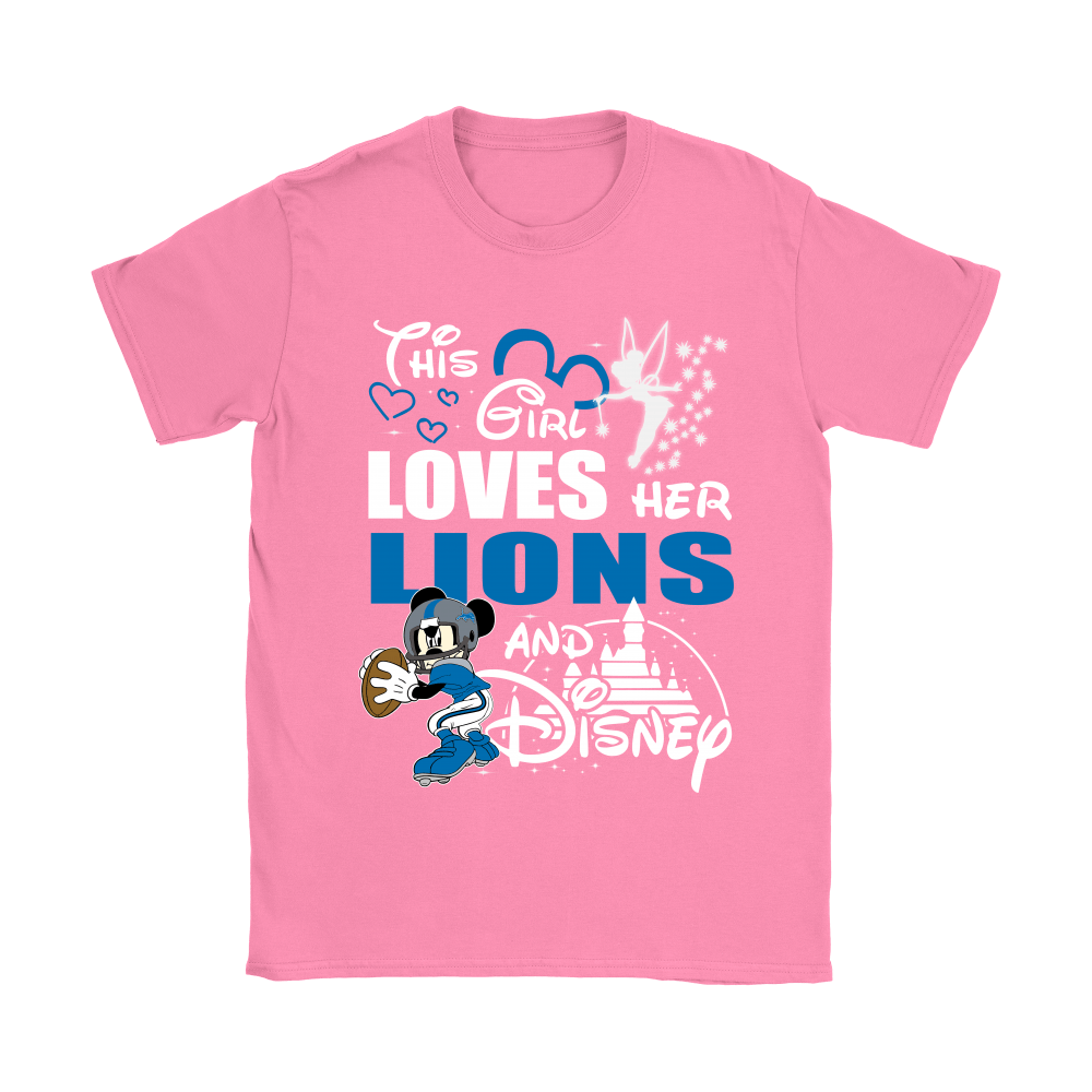 This Girl Loves Her Detroit Lions And Mickey Disney Shirts 20