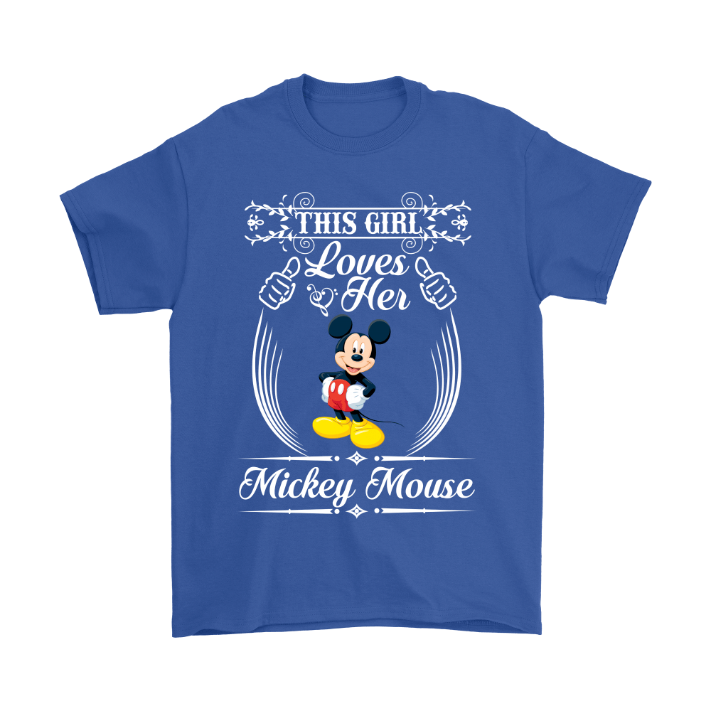 This Girl Loves Her Mickey Mouse Shirts 6