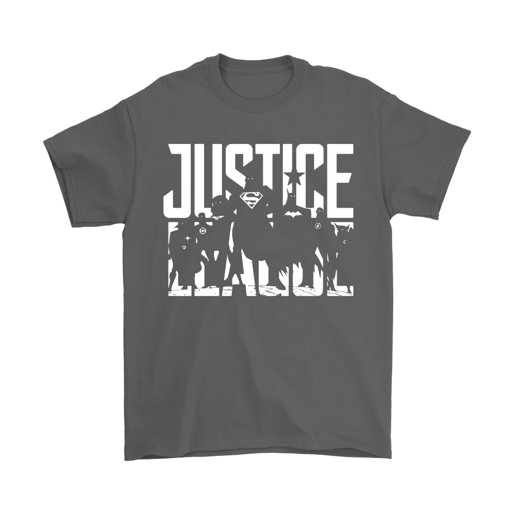 Together As A Team Justice League Shirts 2