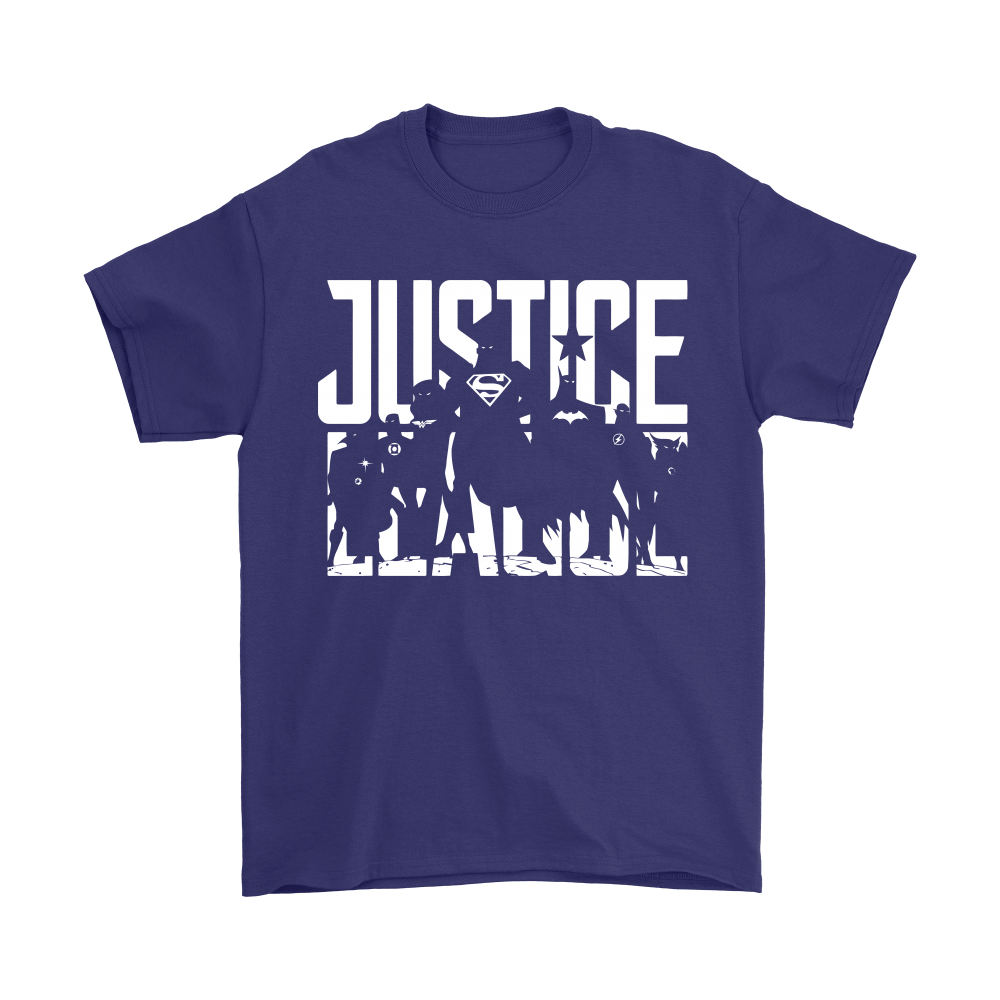 Together As A Team Justice League Shirts 4