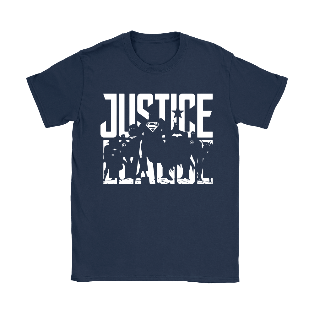 Together As A Team Justice League Shirts 9
