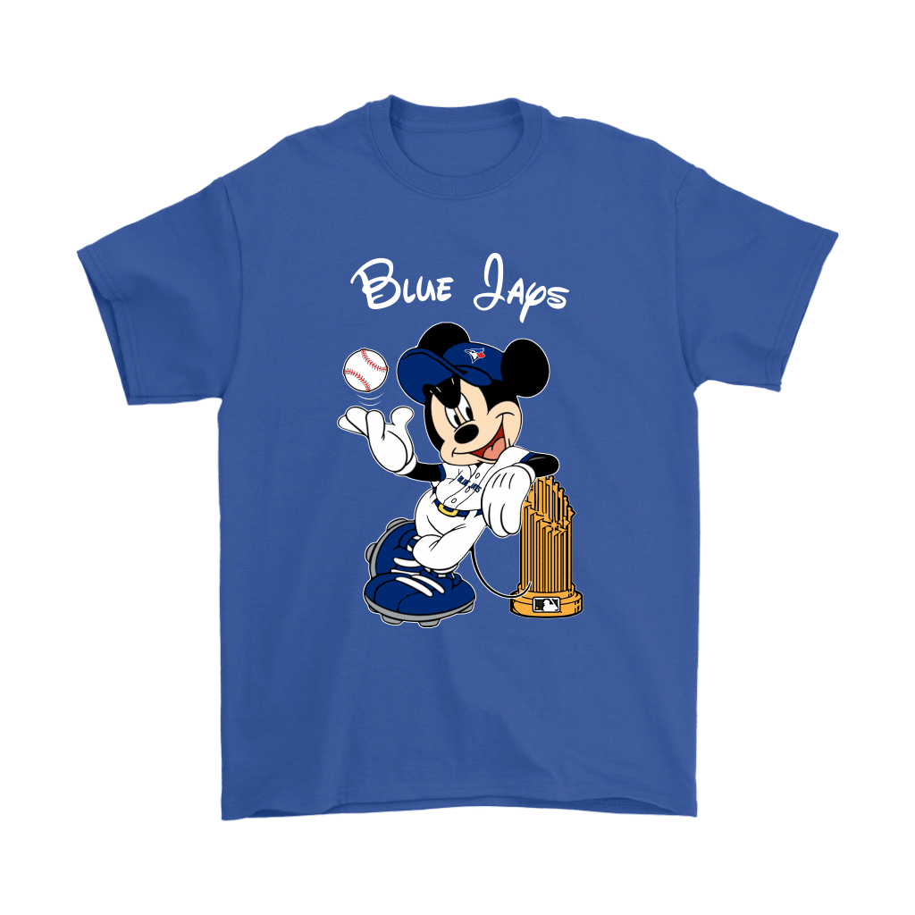Toronto Blue Jays Mickey Taking The Trophy MLB 2018 Shirts 6