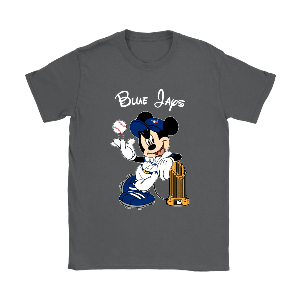 Toronto Blue Jays Mickey Taking The Trophy MLB 2018 Shirts 9