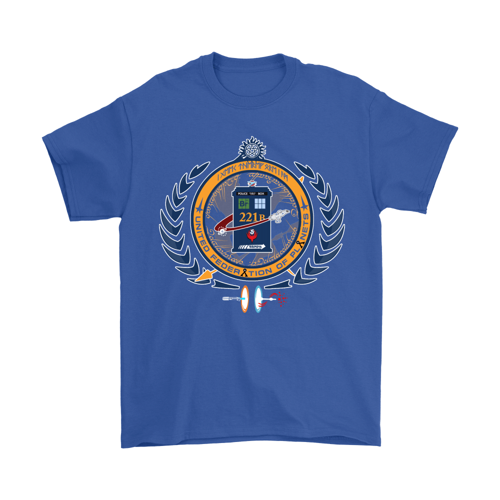 United Federation Of Planets And Universes Ultimate NERDs Shirts 5