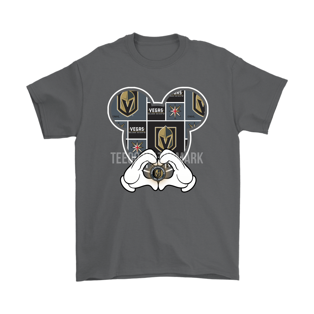 Vegas Golden Knights Mickey Love Shirts 2