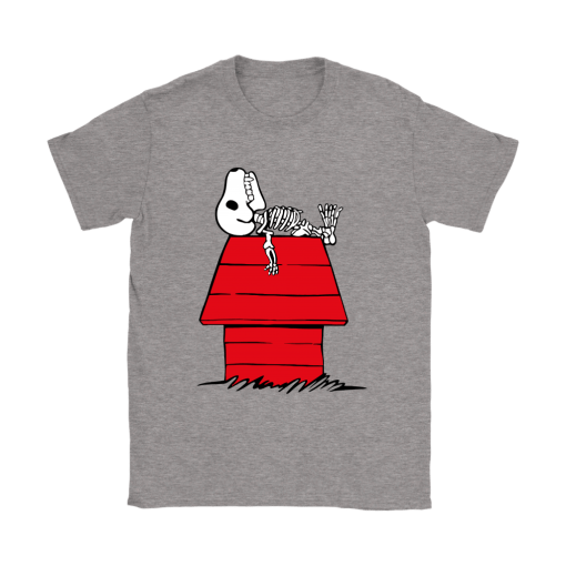 Waiting For Halloween Funny Snoopy Shirts 13