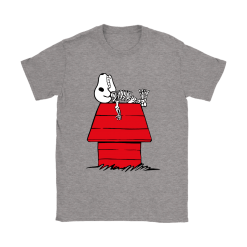 Waiting For Halloween Funny Snoopy Shirts 26