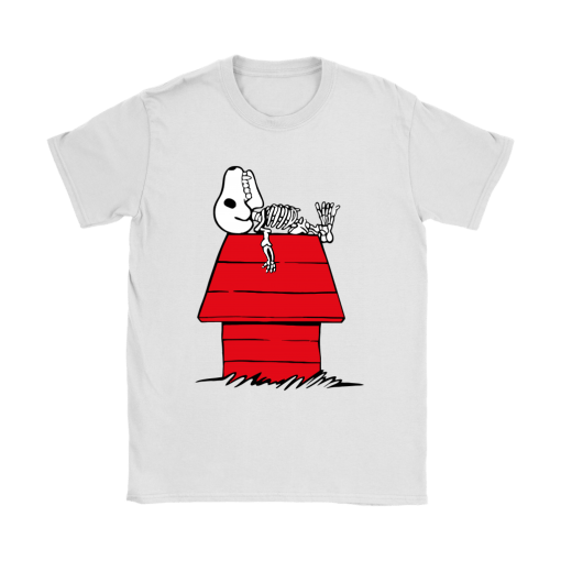 Waiting For Halloween Funny Snoopy Shirts 14
