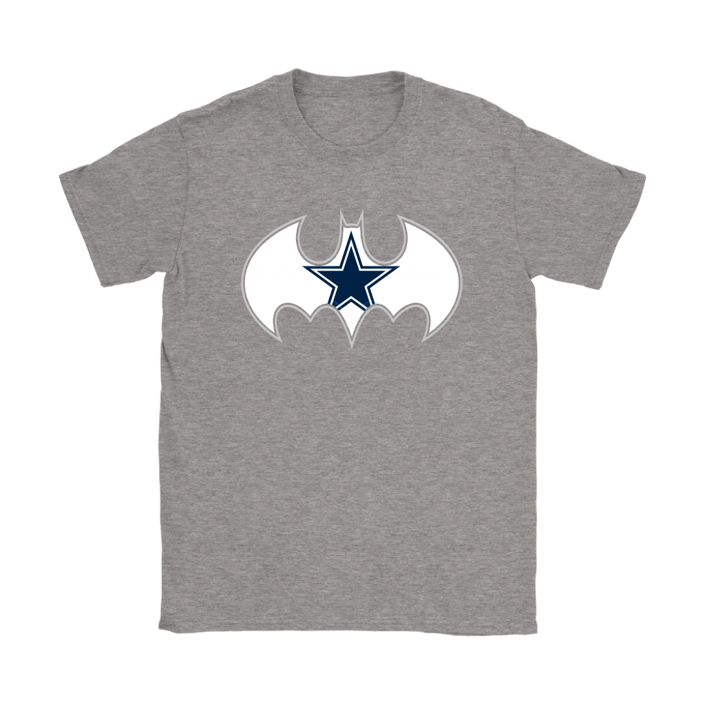 We Are The Dallas Cowboys Batman NFL Mashup Shirts 23