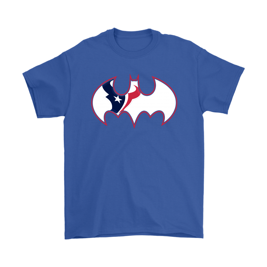 We Are The Houston Texans Batman NFL Mashup Shirts 5