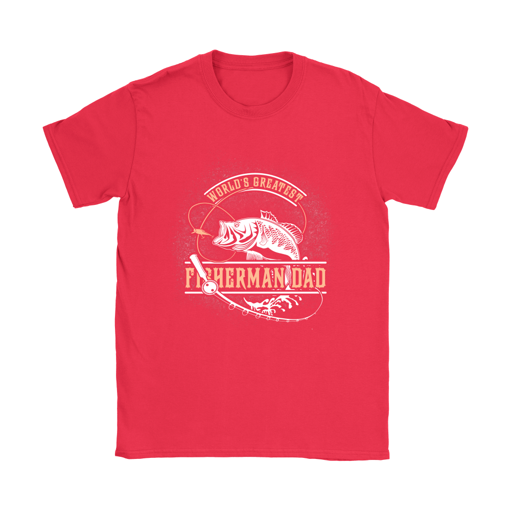 World's Greatest Fisherman Dad Shirts 9