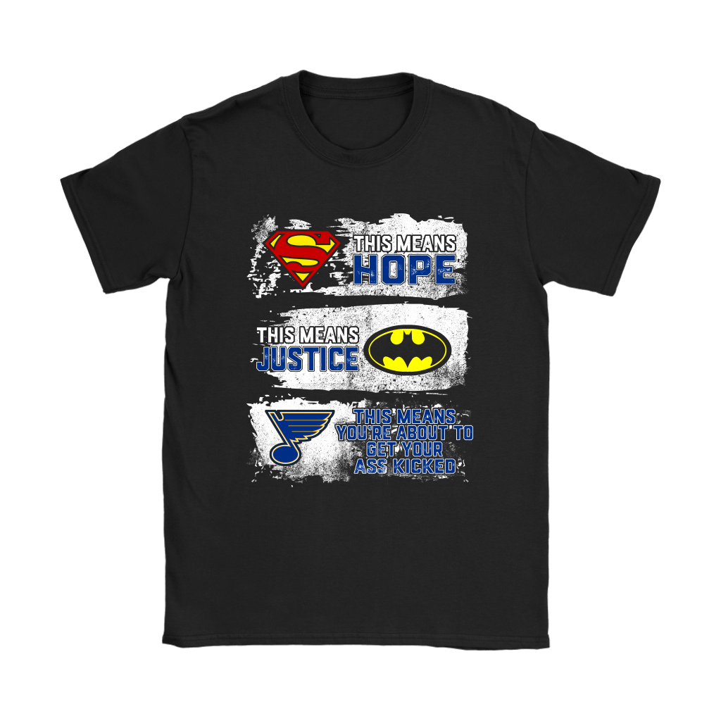 You're About To Get Your Ass Kicked St. Louis Blues Shirts 7