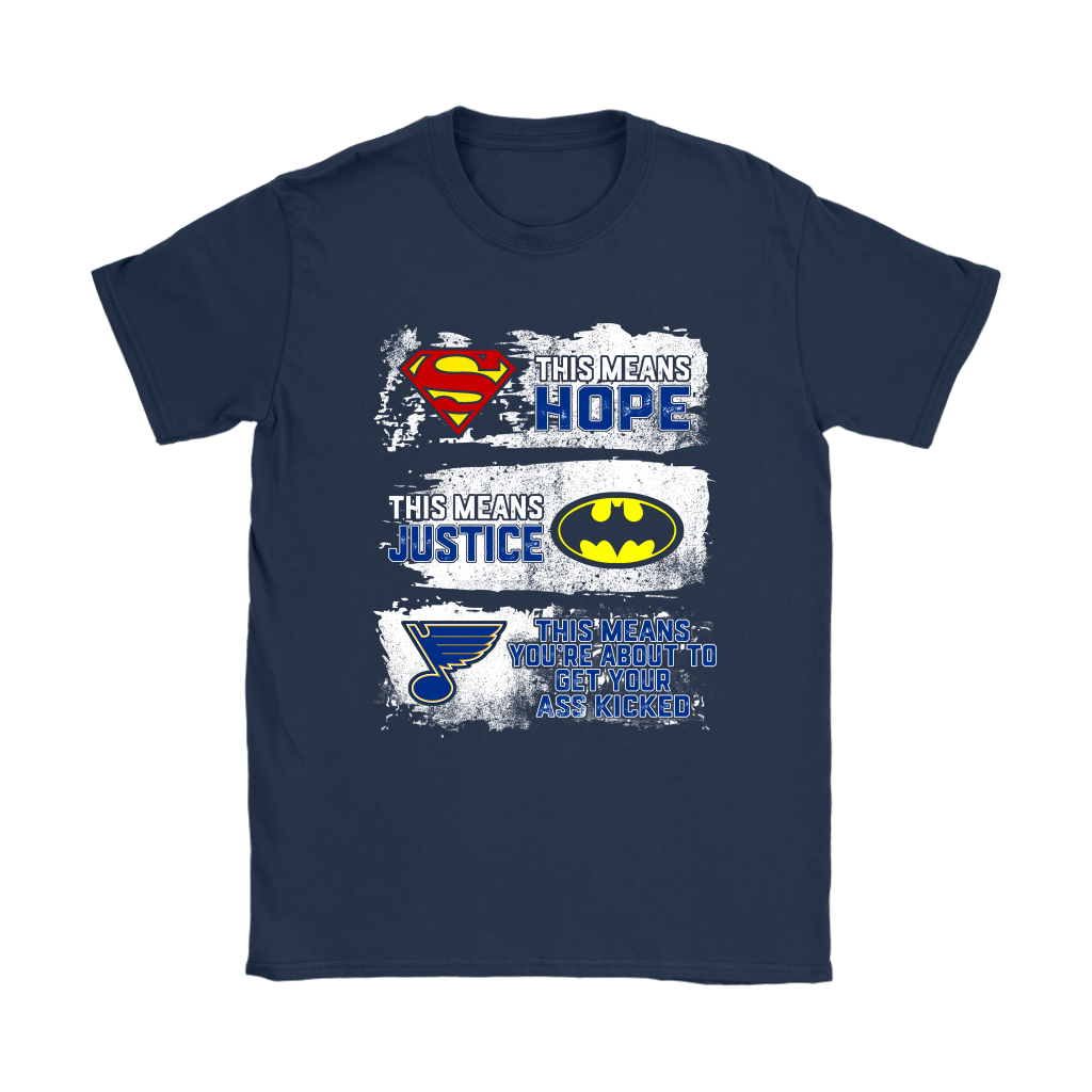 You're About To Get Your Ass Kicked St. Louis Blues Shirts 9