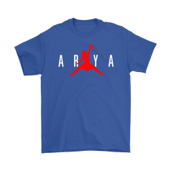 Arya Stark Nike Air Jordan Game Of Thrones Shirts 16