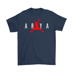 Arya Stark Nike Air Jordan Game Of Thrones Shirts 14