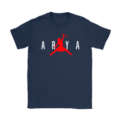 Arya Stark Nike Air Jordan Game Of Thrones Shirts 20