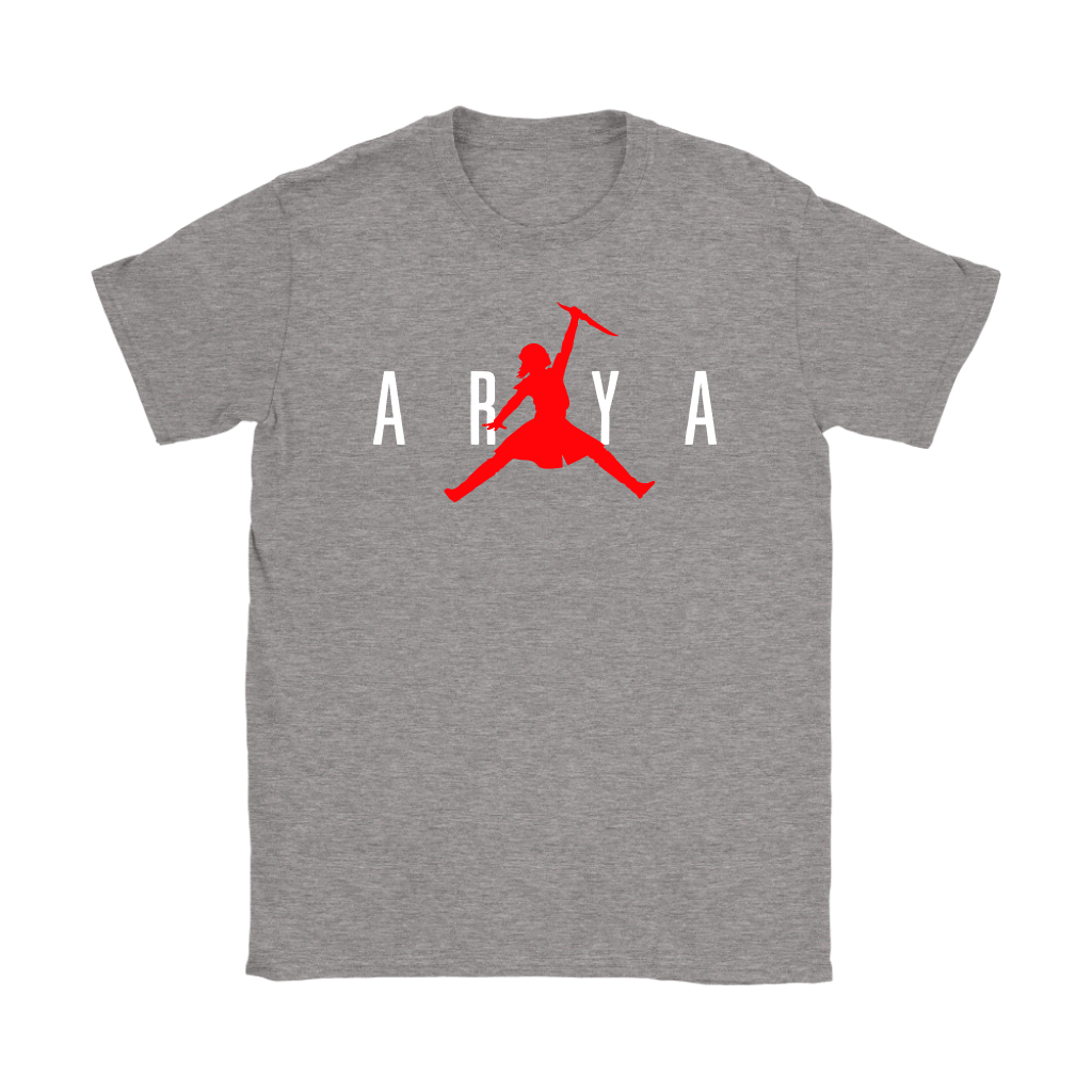 Arya Stark Nike Air Jordan Game Of Thrones Shirts 12