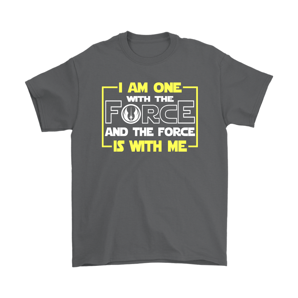 Star Wars Rogue One I'm One With The Force Shirts 2
